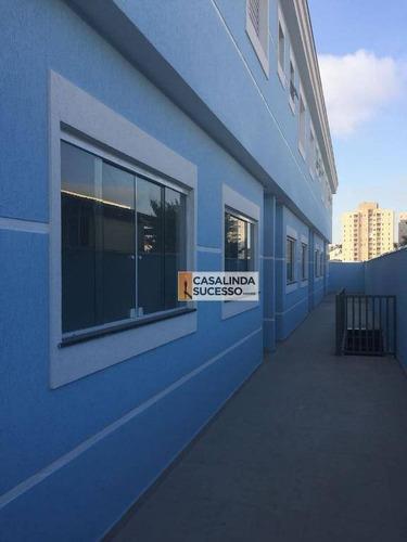 Sobrado Em Condomínio Fechado 70m² 2 Suítes 1 Vaga Próx. À Av. Dr. Bernardino Brito Fonseca De Carvalho - So0621 - So0621