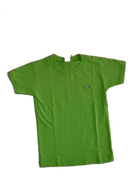 12 Camisa Infantil Menino Crianças 3 Messe 5 Anos Super Luxo