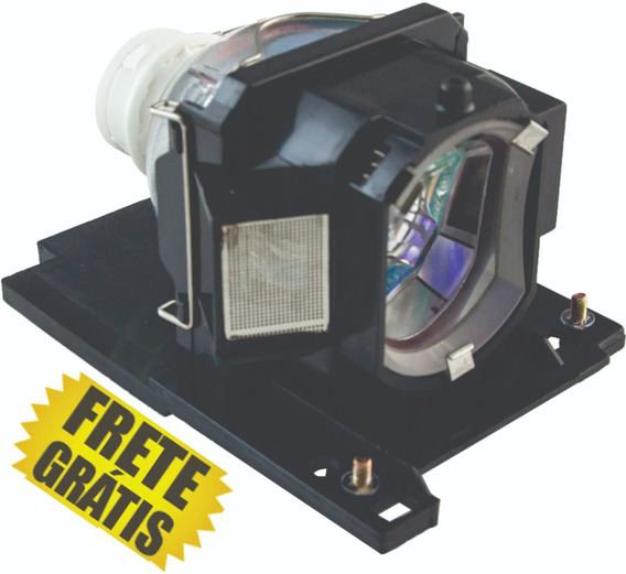 Lâmpada Para Projetor Hitachi Cp-rx80 Cp-rx78 Dt01022