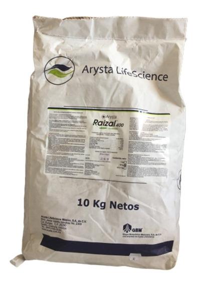 10 Kg Raizal 400 Fertilizante Enrraizador Para Plantas