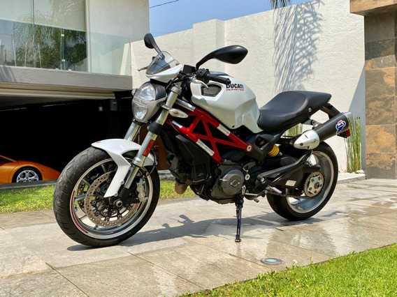 Ducati Monster 796cc 2012 Nacional