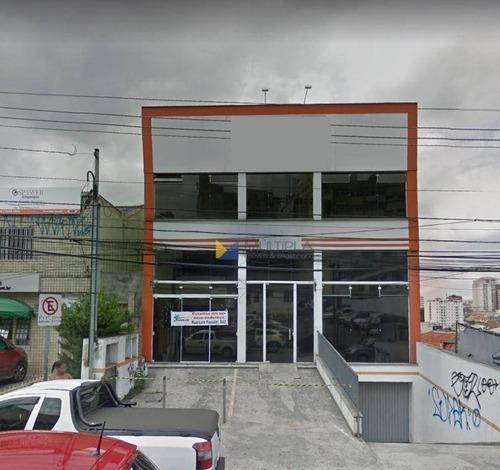 Ponto, 520 M² - Venda Por R$ 3.000.000,00 Ou Aluguel Por R$ 12.000,00/mês - Centro - Guarulhos/sp - Pt0018