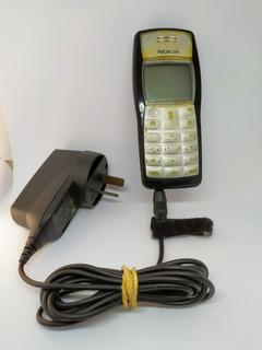 Celular Nokia 1100 Con Cargador Como Repuesto