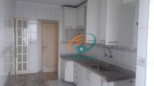 Apartamento À Venda, 57 M² Por R$ 280.000,00 - Chácara Belenzinho - São Paulo/sp - Ap3550