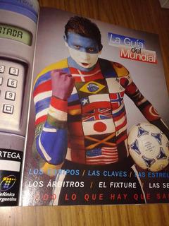 El Gráfico 4104 D- Guia Mundial Futbol Francia 1998 / Velez