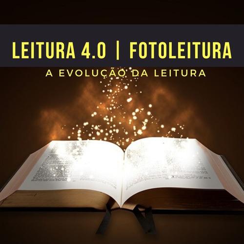 Imagem 1 de 2 de Leitura 4.0   Fotoleitura - A Evolução Da Leitura
