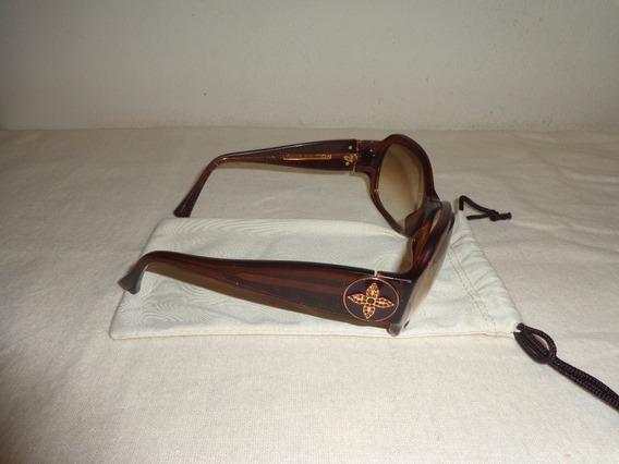 Óculos De Sol Louis Vuitton Original Modelo Z0135w