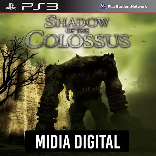 Shadow Of The Colossus Hd - Ps3 Psn*