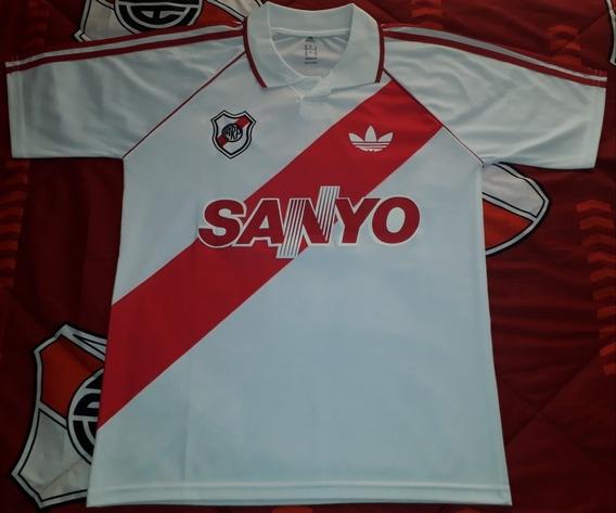 Camiseta De River Sanyo 1993