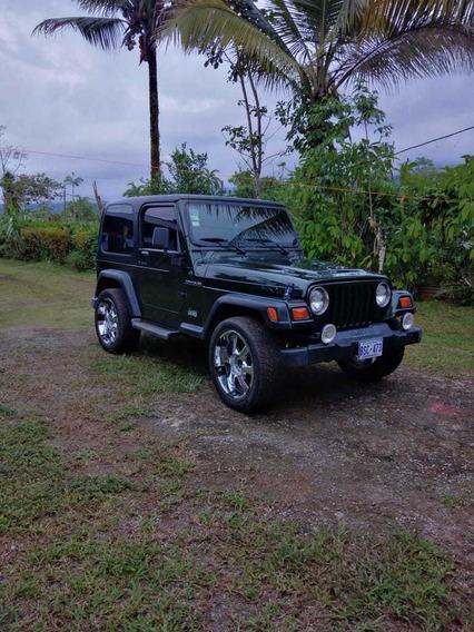 Jeep Wrangler 4 Cilindros