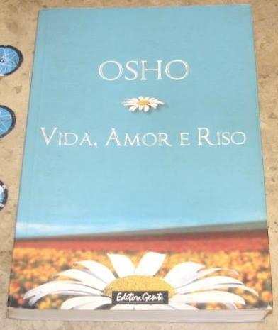 Livro Vida Amor E Riso - Osho (2001)
