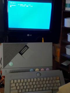 Atari Xe Teclado Funcionando Bien De Coleccion
