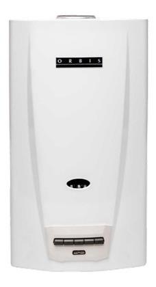 Calefon Orbis 14l.automat. A Botonera Gas Natural
