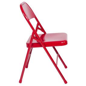 sillas metalicas plegables guadalajara