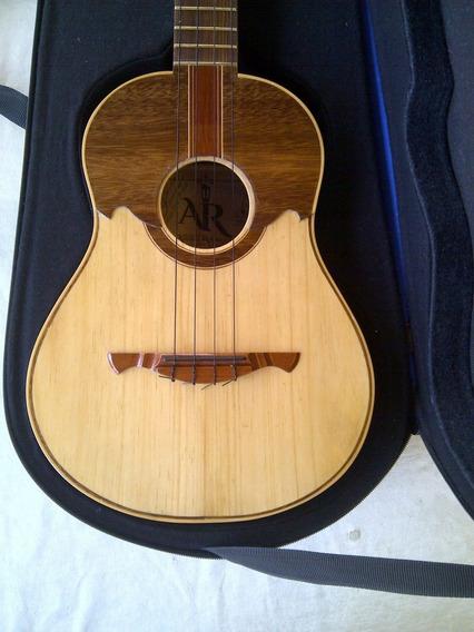 Cuatro Acústico. Mod. 02. Luthier Andrés Rodríguez