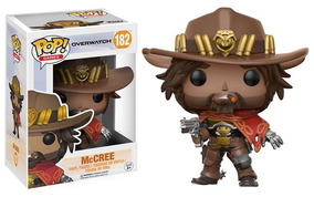 Funko Pop! Overwatch - Mccree #182