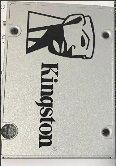Ssd Kingston 240gb Uv400 550mb/s Sata3 6gb/s