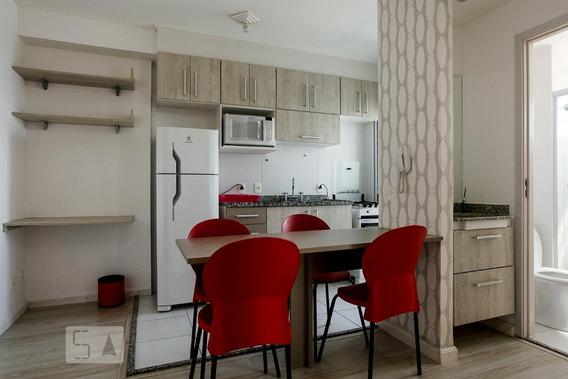 Apartamento Para Aluguel - Vila Augusta, 1 Quarto, 30 - 893036271