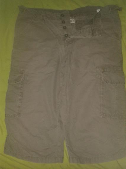 Bermuda Short De Zara Original