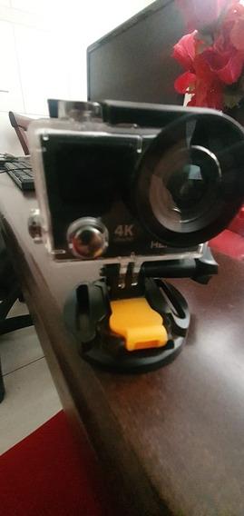 Câmera Goal Pro Hero 5 4k- Sport/ação Original Wi-fi Full Hd