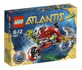 Lego 8057 Atlantis Wreck Raider