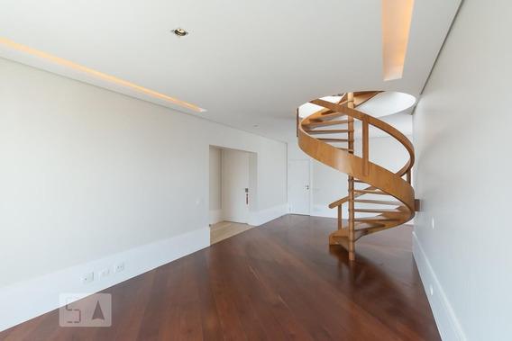 Apartamento No 18º Andar Mobiliado Com 4 Dormitórios E 4 Garagens - Id: 892983540 - 283540
