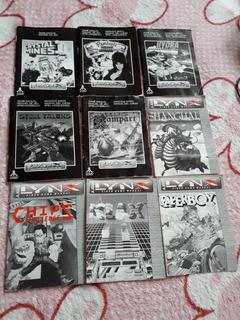 Manuales De Varios Juegos De Atari Lynx No Mario Castlevania