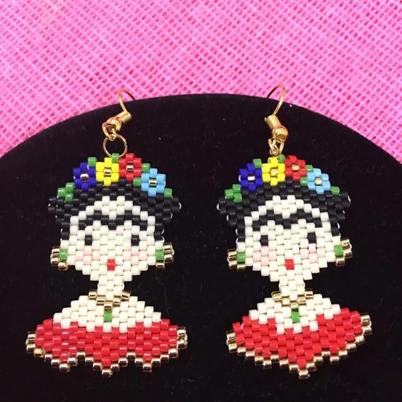 Aretes Frida Miyuki