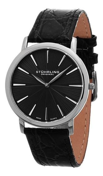 Reloj Hombre Orquesta Cuarzo Ultra Slim Stuhrling