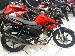 Yamaha Fazer 150 2015 - Vermelha