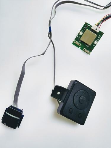 Módulo Wi Fi, Sensor Y Botón Hisense 50h6d