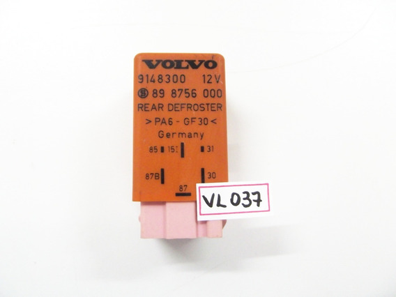 Relê Temporizador Desembaçador Traseiro Volvo 850 | 9148300