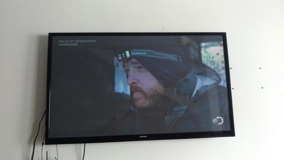 Tela Display Para Tv Pl51f4000ag Apenas Retirada