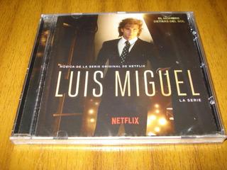 Cd Luis Miguel / Musica De La Serie Netflix (nuevo Y Sellado