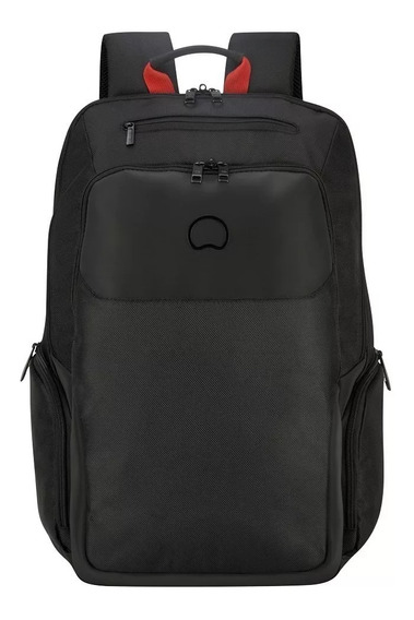 Mochila Porta Notebook Delsey Parvis Plus 15,6 Paris 2cpt