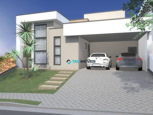 Casa Com 3 Dormitórios À Venda, 182 M² Por R$ 980.000,00 - Cond. Madre Maria Vilac - Valinhos/sp - Ca1013