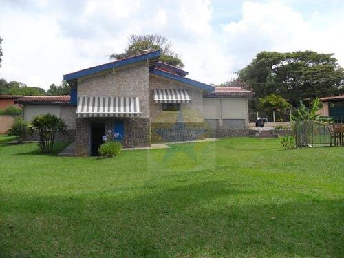 Chácara Residencial À Venda, Estância Parque De Atibaia, Atibaia - Ch0708. - Ch0708