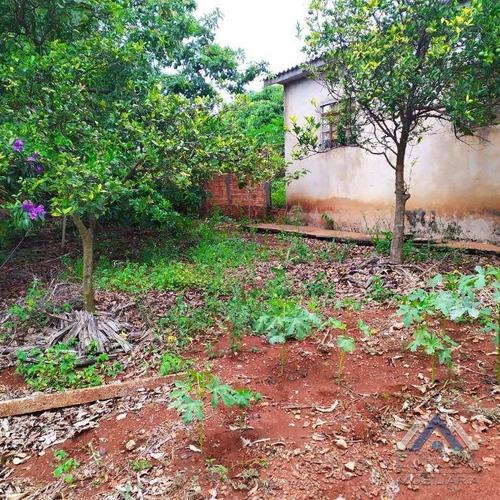 Chácara Com 2 Dormitórios À Venda, 5005 M² Por R$ 470.000,00 - Dom Pedro I - Londrina/pr - Ch0158