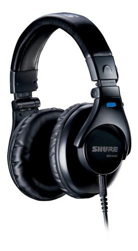 Imagen 1 de 1 de Auriculares Shure Srh440 Estudio Grabación Dj Garantía