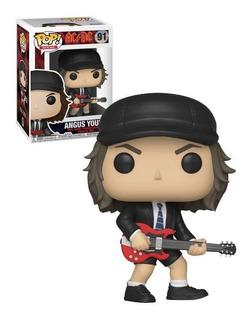 Funko Pop Angus Young Ac-dc 91 - Minijuegos
