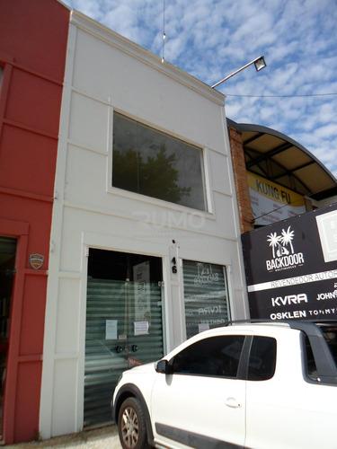 Salão Para Aluguel Em Cambuí - Sl004033
