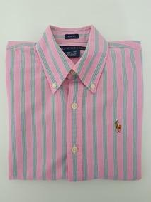 Camisa Social Ralph Lauren M Fem/tommy/hollister