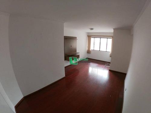 Apartamento Com 2 Dormitórios À Venda, 59 M² Por R$ 250.000 - Lauzane Paulista - São Paulo/sp - Ap1217