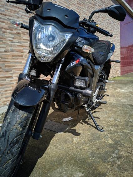 Suzuki Gixxer 150cc