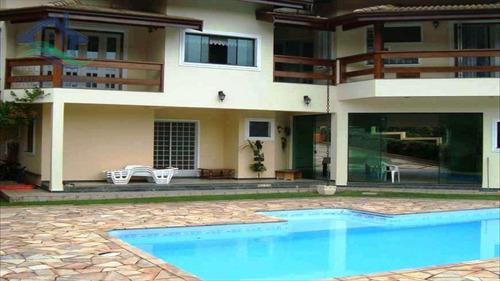 Imagem 1 de 16 de Casa De Condomínio Com 4 Dorms, Condomínio Flamboyant, Atibaia - R$ 2 Mi, Cod: 362 - V362