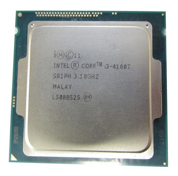 Processador I3 4ª Geração 1150 I3-4160t 3.10ghz Sr1ph - O&m