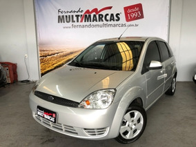 Ford Fiesta 1.0 Hatch - Completo