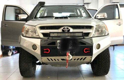 Toyota Hilux 3.0 I Srv Cab Doble 4x4 (2009) 2008