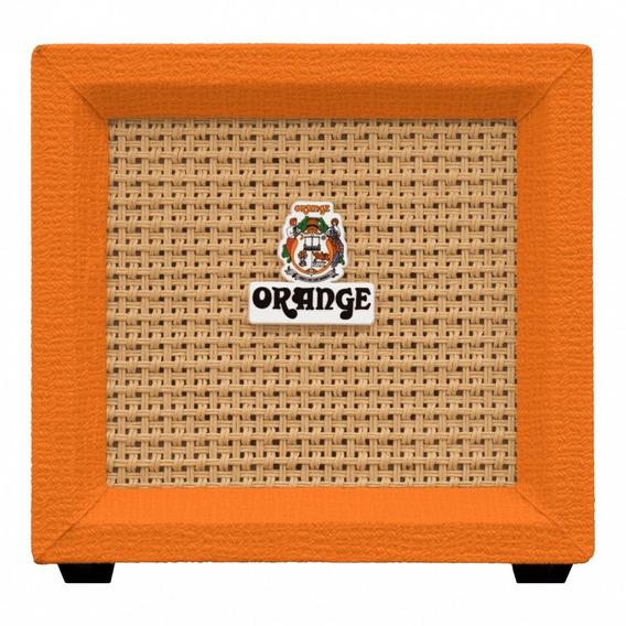 Orange Micro Crush Cr3 Amplificador De 3 Watts Para Guitarra