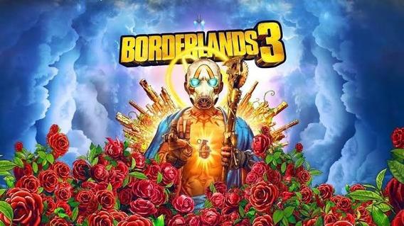 Borderlands 3 ( Mídia Física ) Pc - Dvd